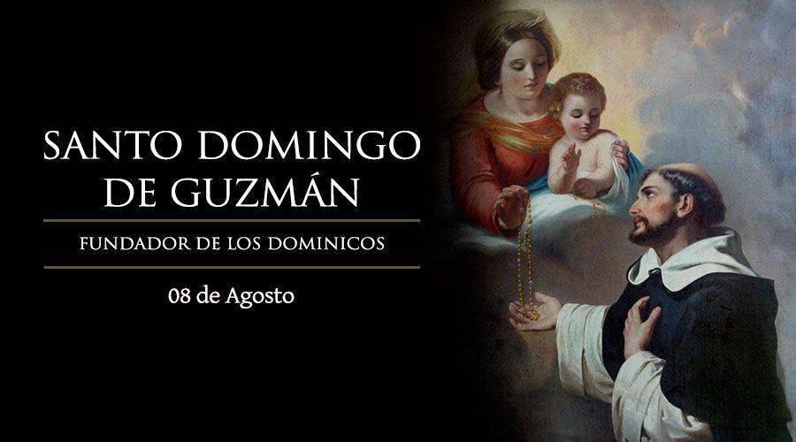 Oración a Santo Domingo por su Intercesión