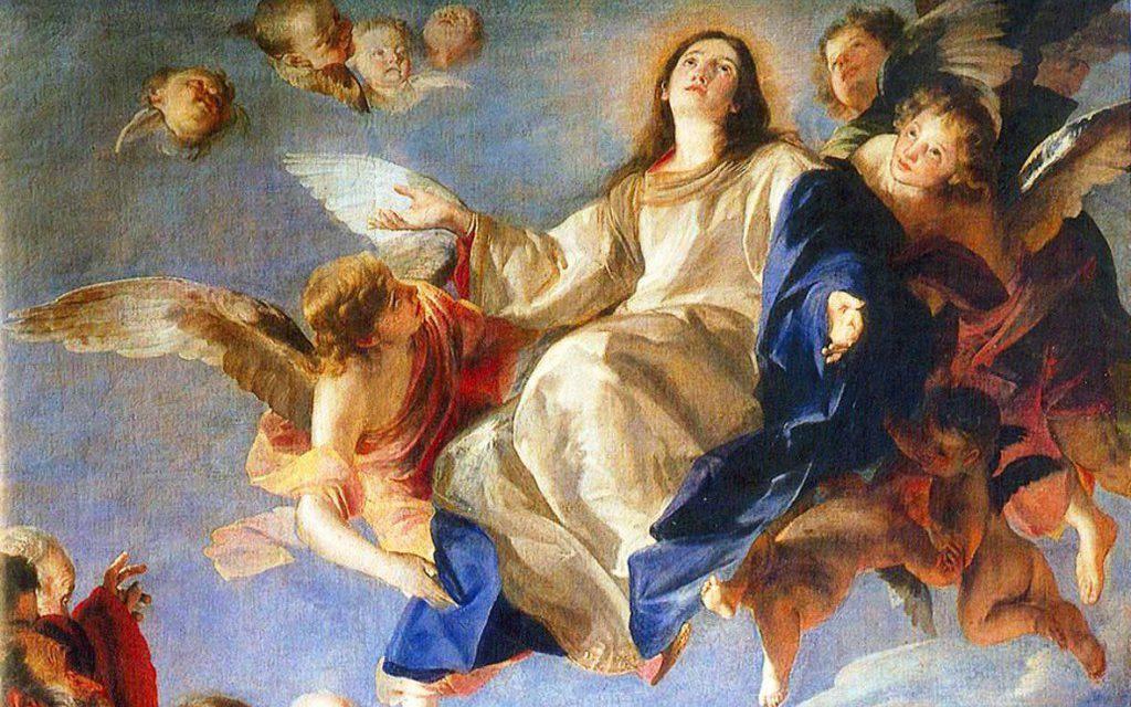 Sexto día de la novena por la Asunción de la Virgen María
