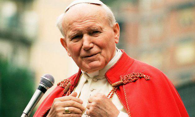 San Juan Pablo II lanzó este desafío a los jóvenes un día como hoy