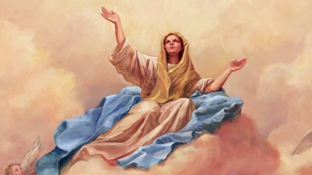Quinto día de la novena por la Asunción de la Virgen María