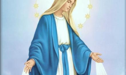 Virgen Milagrosa, oración para angustiosas necesidades de trabajo