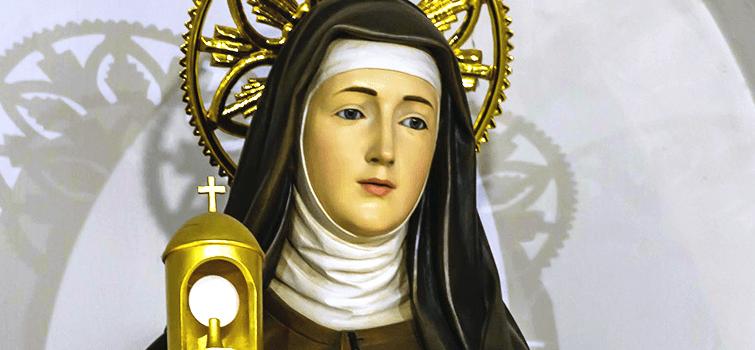 Novena a Santa Clara de Asís – Día Octavo