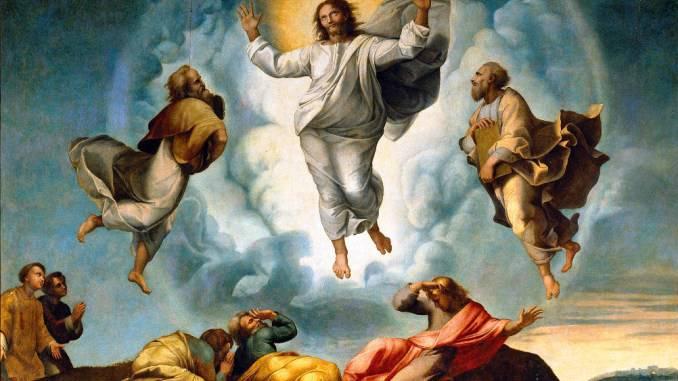 Rosario de la Transfiguración