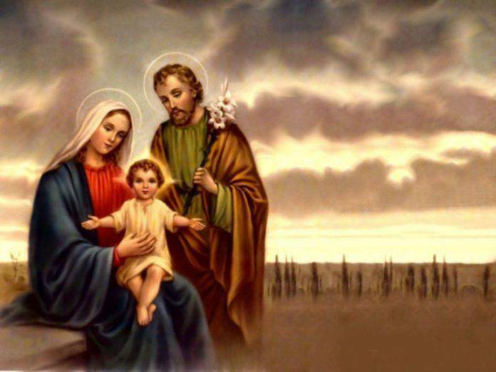 Consagración de la familia al Espíritu Santo