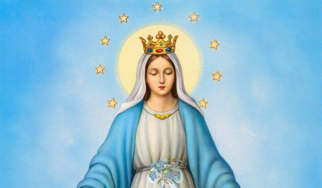 Santo Nombre de la Virgen