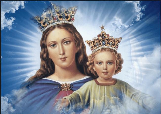 Virgen María Auxiliadora