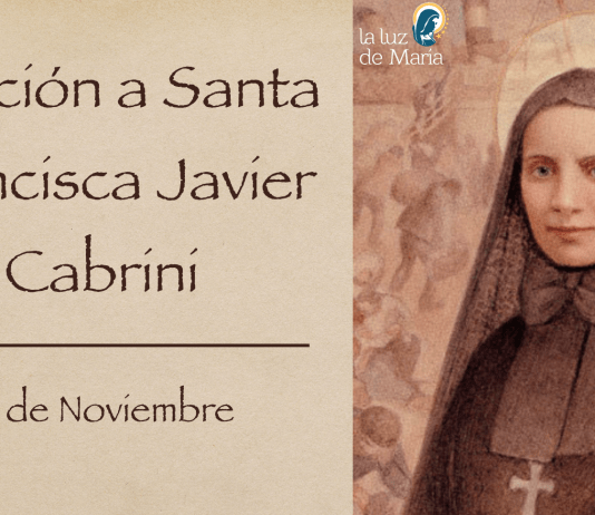 Santa Francisca Javier Cabrini