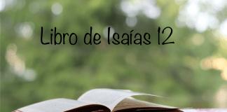 Libro de Isaías 12
