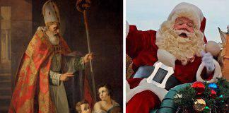 San Nicolás o Santa Claus