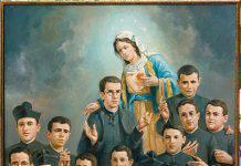 Beatos mártires colombianos de San Juan de Dios