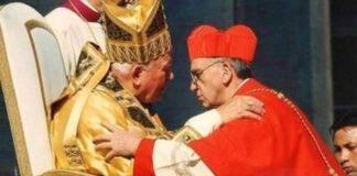 Papa Francisco San Juan Pablo II