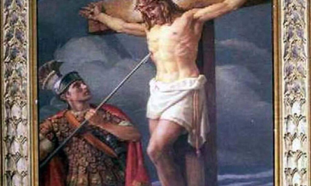 san-longino- sangre jesus