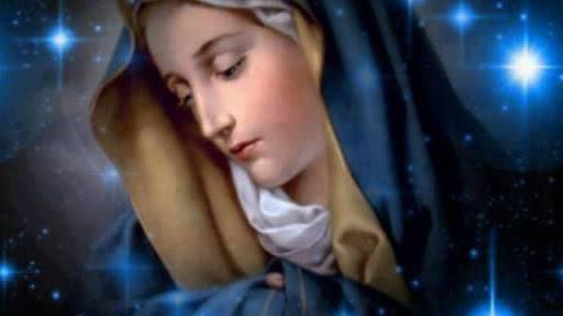 Nuestra Madre Maria oracion noche