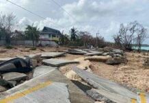 Colombia - huracán Iota