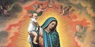 Oración Virgen Maria Guadalupe