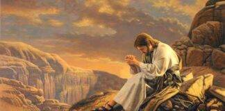 jesus-orando-en-el-desierto oracion