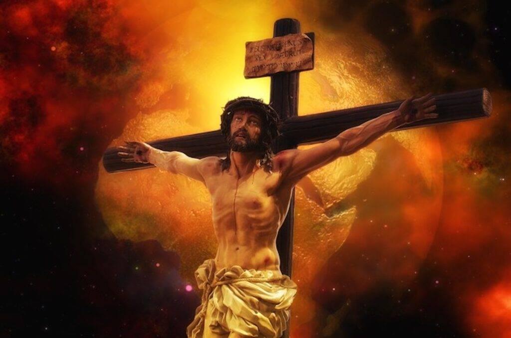 Cruz Jesus Viernes Santo
